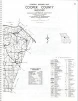 Map Image 019, Cooper County 1978